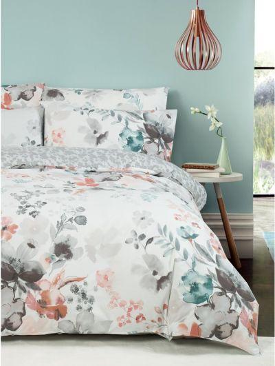 Mandco Floral Print Duvet Set