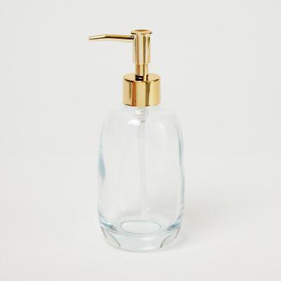 Debenhams Glass Soap Dispenser