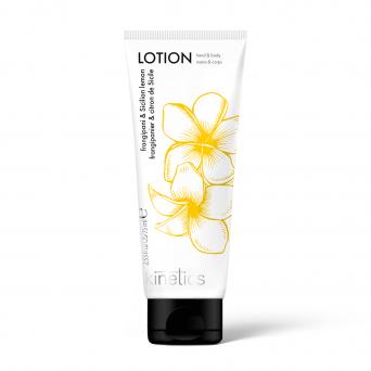 Kinetics Hand&Body Lotion Frangipani&Sicilian Lemon 75 ml