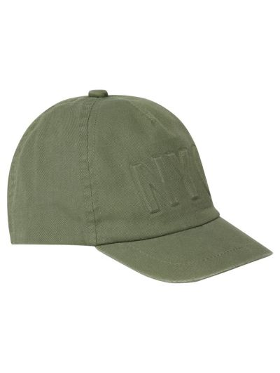Mandco NYC Khaki Cap