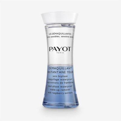 Payot Demaquillant Instantane Yeux Levres 125 Ml kahefaasiline silmameigieemaldaja vaarika ekstraktiga