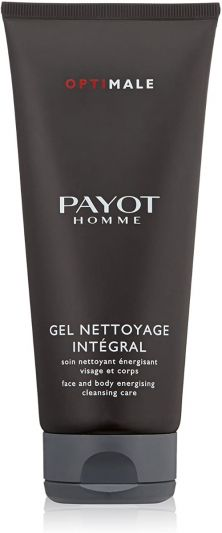 Payot Optimale Gel Nettoyage Intégral All Over Shampoo 200 ML juuste ja keha šampoon meestele