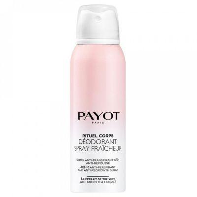 Payot Deo Spray Fraicheur 125 Ml pihustatav deodorant naistele