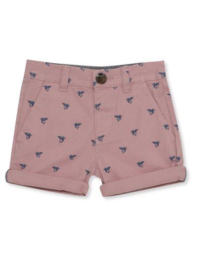 Mandco Printed Chino Shorts (9mths-5yrs)
