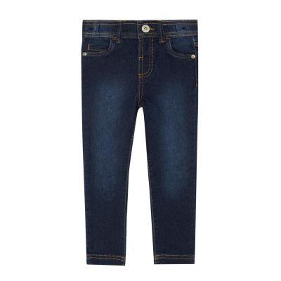bluezoo Girls' Blue Denim Jeans