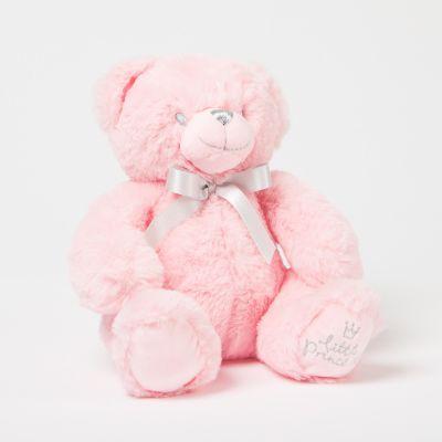 bluezoo Pink Little Princess Bear Toy