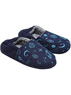 Mandco Boys Space Slippers