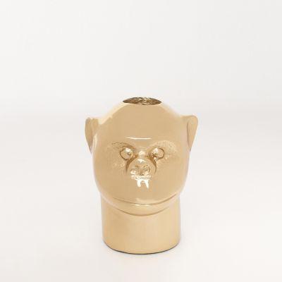 Abigail Ahern/EDITION Gold Monkey Candlestick Holder