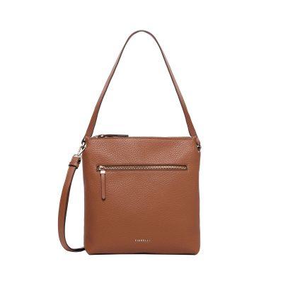 Fiorelli Tan 'Elliot' Shoulder Bag