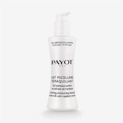 Payot Lait Micellaire Demaquillant 200 Ml niisutav puhastuspiim vaarika ekstraktiga kõigile nahatüüpidele