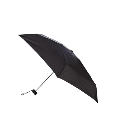 Totes Miniflat thin 5 section umbrella by Totes.