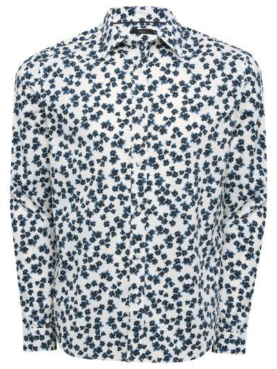 Mandco Watercolour floral shirt